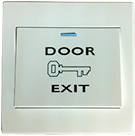access control open door button