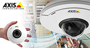 AXIS M5013/14 DOME IP CAM