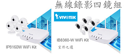 Vivotek ND8212W WiFi Kit