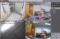 Hanbang CCTV Display